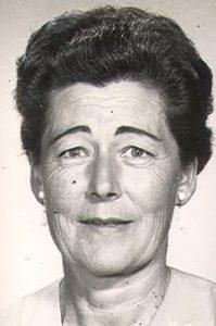 Hazel Forberg