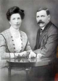 Photo of Gunhild and Einar Forberg